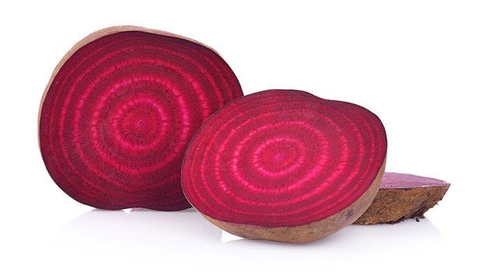 healthiest vegetables beets