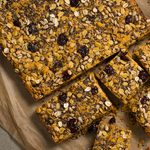 Fruity Vegan Energy Bars For When You're Hangry
