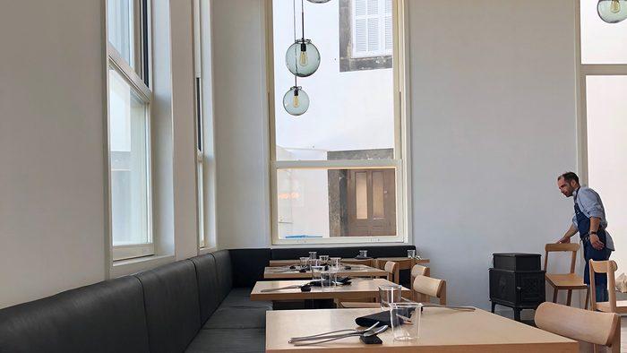 beautiful azores islands pico casa ancora restaurant