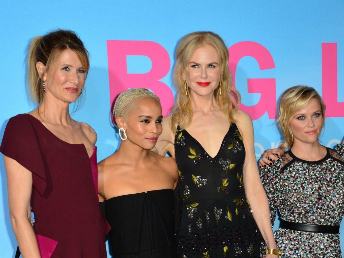 blonde celebrity inspo, blonde cast of Big Little Lies