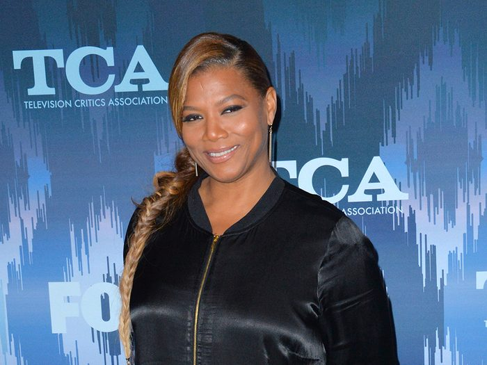 celebrity boxing workout queen latifah
