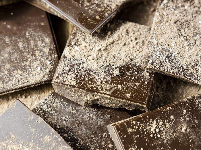 fat burning foods dark chocolate