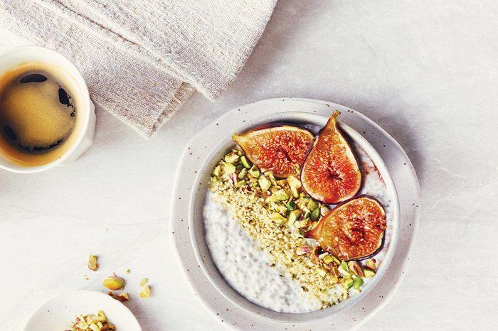 fig recipes | fig chia pudding