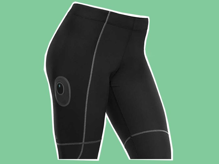 fitness technology gear 2018 Athos tights