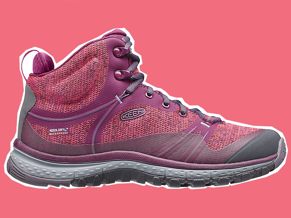 fitness technology gear 2018 Keen Terradora boot