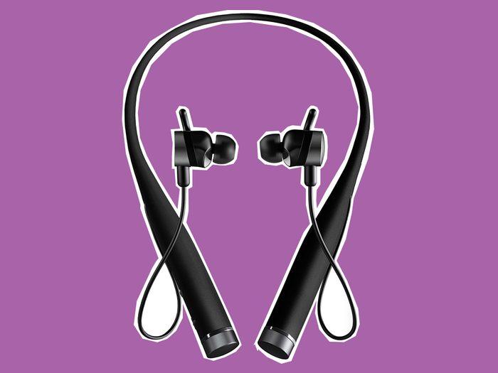 fitness technology gear VI AL Personal Trainer headset