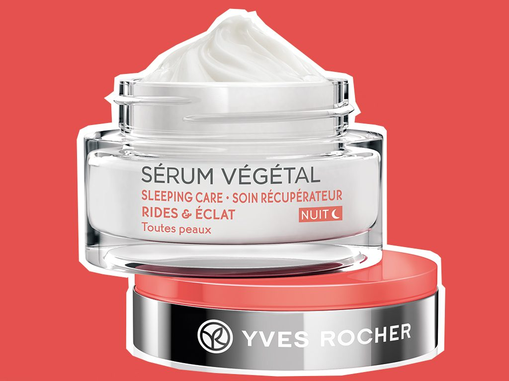 french beauty lessons Yves Rocher Serum Vegetal