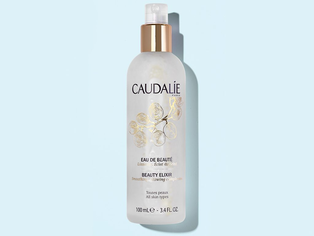 french beauty products caudalie beauty elixir
