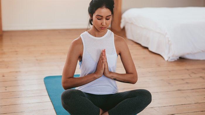 2018 resolutions meditate