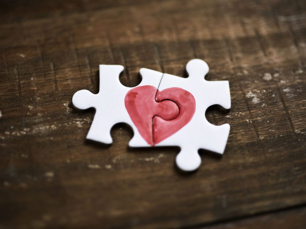 Best Sex, puzzle pieces