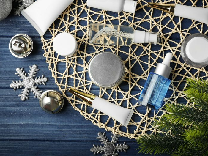 Best Skincare Products, variety of skincare beauty products