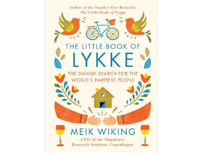 health books 2018, The Little Book of Lykke