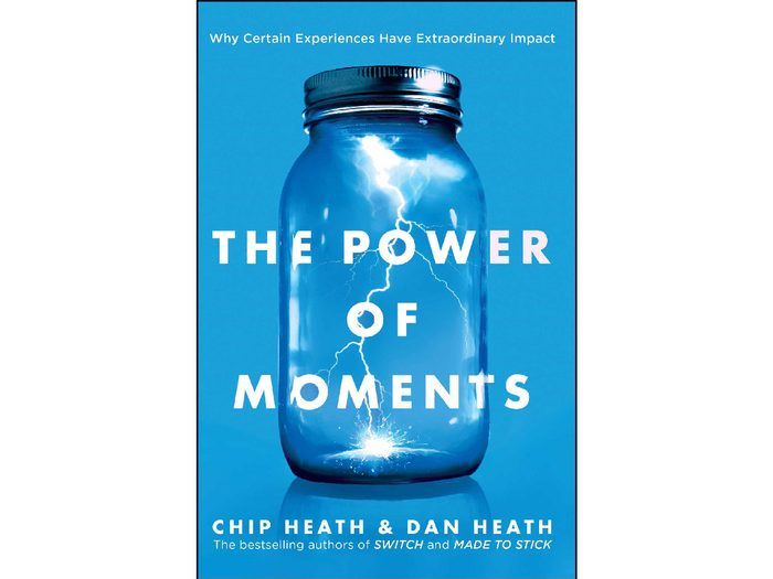 health books 2018, The Power of Moments