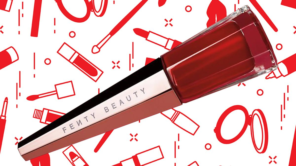 best beauty launches 2017Fenty Beauty Stunna Lip Paint Longwear Fluid Lip Color in Uncensored