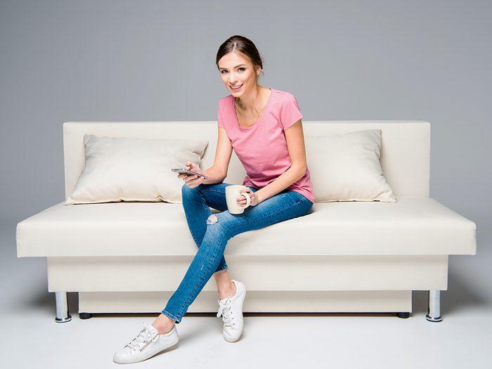 declutter furniture