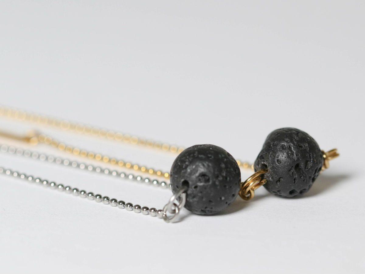 selfcareSunday equilibrium essential oil necklaces
