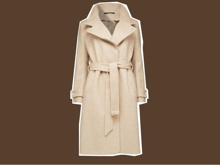 wrap coats, Tiger of Sweden Fania coat