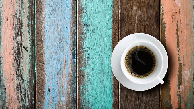 Drink Coffee, coffee on a table