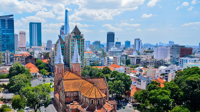 solo travel, Vietnam