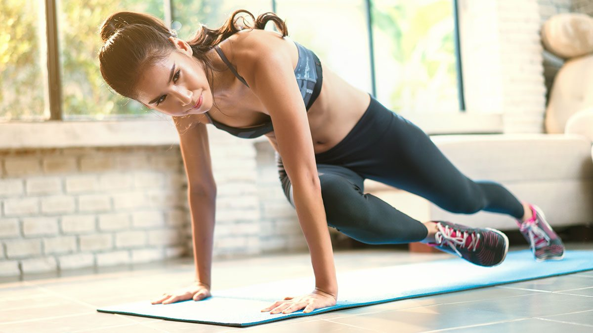 Lose Belly Fat, Mountain Climbers