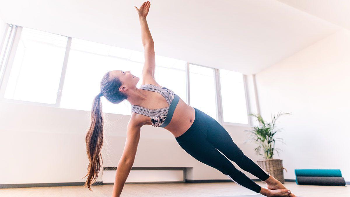 Lose Belly Fat, Side Plank