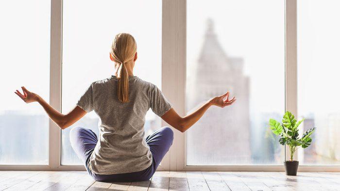 SUP yoga daily yoga and meditation