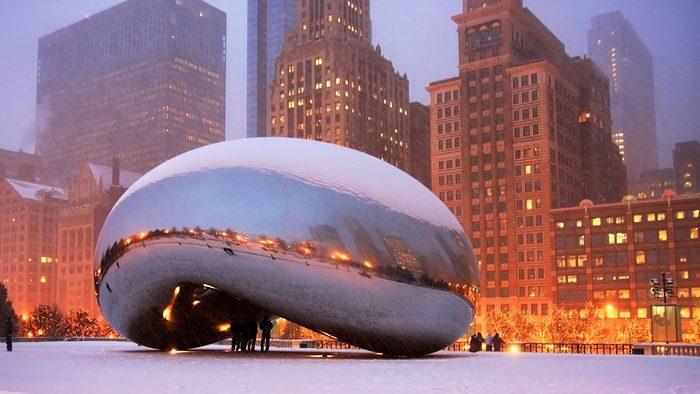 Travel, Chicago