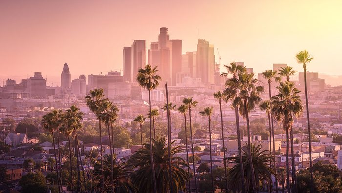 Travel, Los Angeles