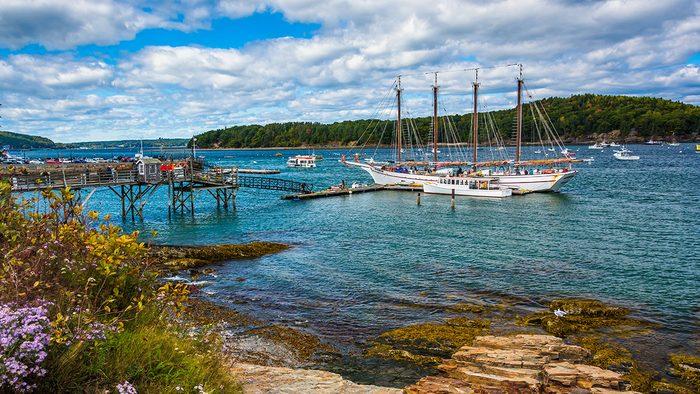 Travel, Maine