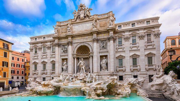 Travel, Rome