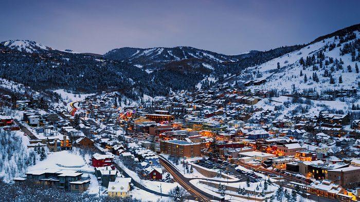 Travel, Utah