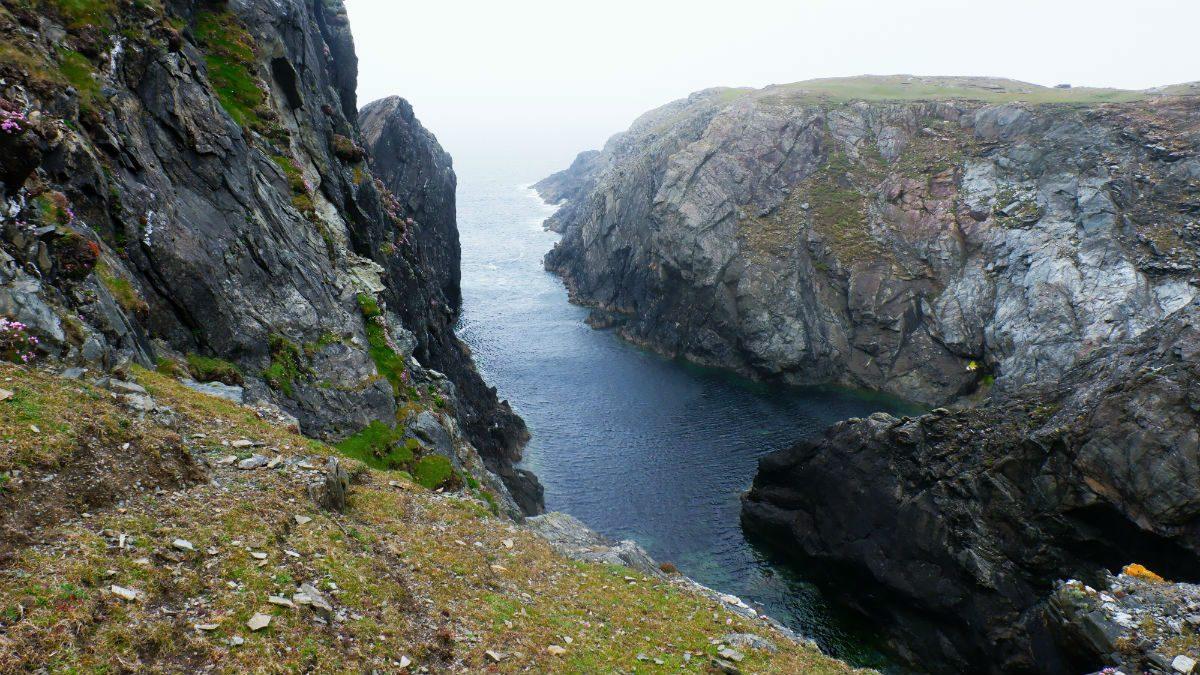 Walking Irelands Inishbofin Walking Tours