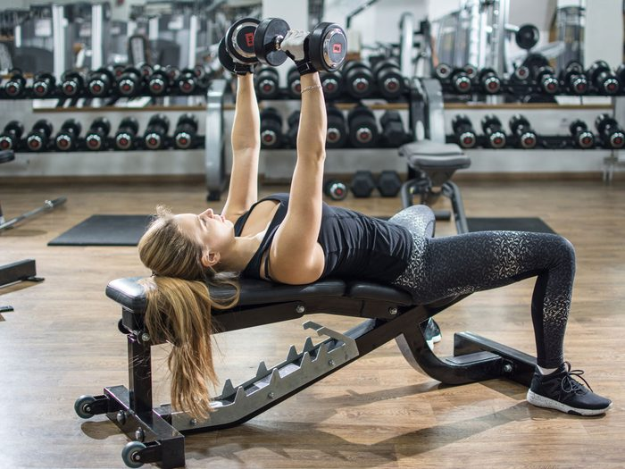 best arm exercises pullovers