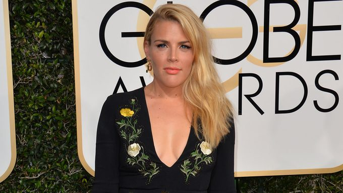Busy Philipps talks about IBS