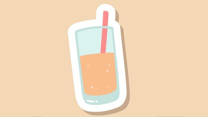 healthy drinks calories iced tea
