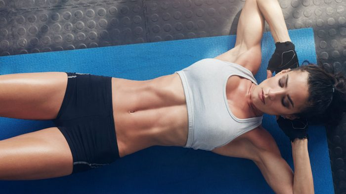 how to get abs for women