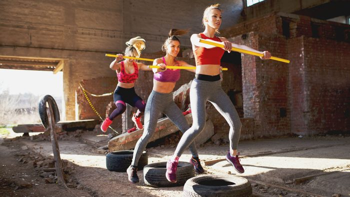 lose weight fitness classes
