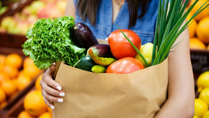 lose weight grocery shopping