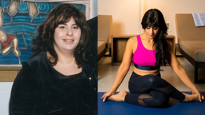 weight loss 100 pounds Charlene Bazarian