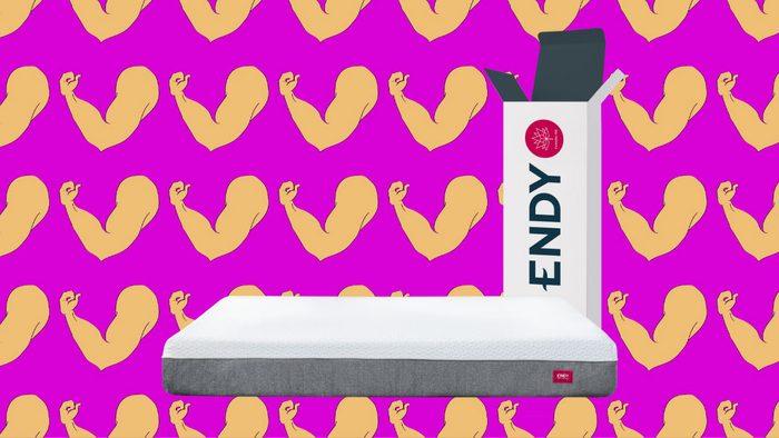 workout fun fitness gear Endy Mattress