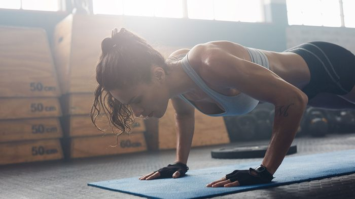 Disease, hit the gym