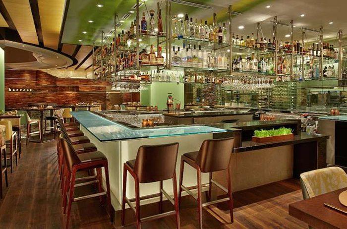 Las Vegas Harvest by Roy Ellamar restaurant interior