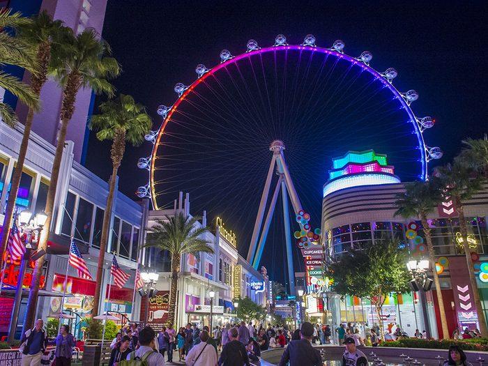 Las Vegas High Roller Observation Wheel