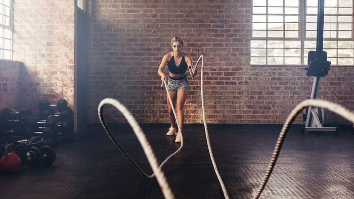 Fitness Tips, woman working out