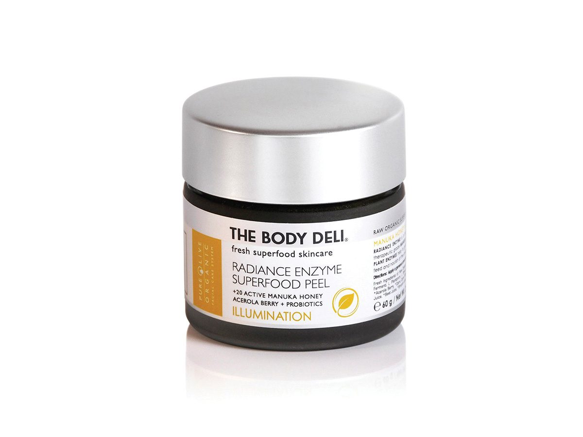 The Body Deli Radiance Enzyme Superfood Peel