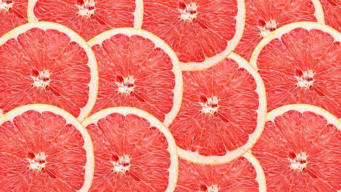 Fibre, Grapefruit