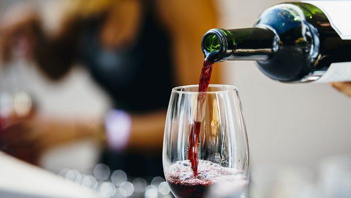 Food Myths, Wine