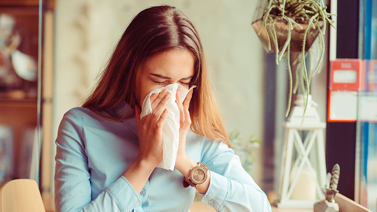 Missed Period, allergies