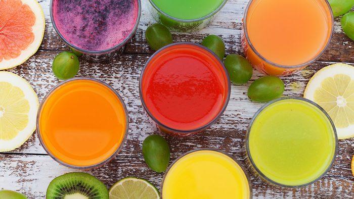 Best Fitness Studios, juice bar