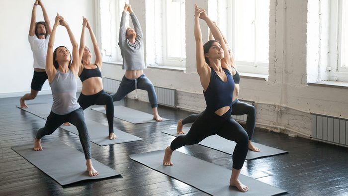 Best Fitness Studios, Moksha Yoga